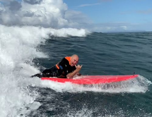 Lazar's Run [Virtual Adaptive Surfing Championships 2020]