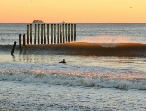 Jacksonville Surf Report #1 Friday October 30th