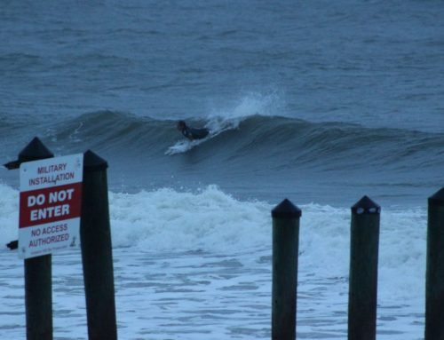 Jacksonville Surf Report #1 Monday November 30th