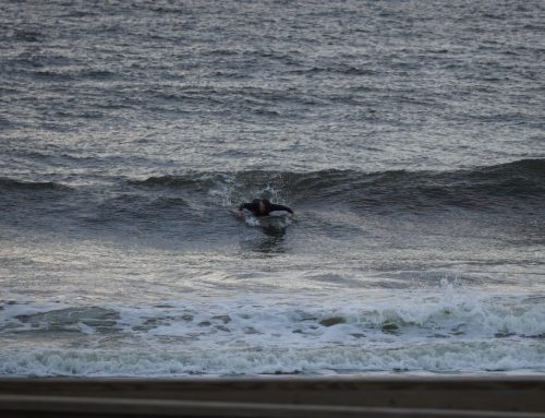 Jacksonville Surf Report #1 Thursday December 3rd