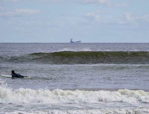 Jacksonville Surf Report #2 Thursday December 3rd