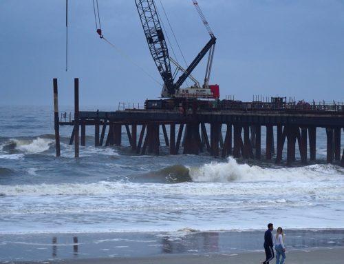Jax Pier Progress Report Wednesday December 30th
