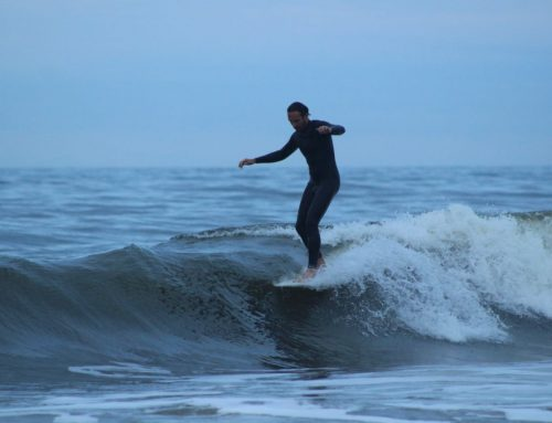 Jacksonville Surf Report #1 Friday December 4th
