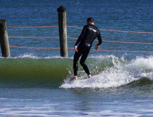 Jacksonville FL Surf Report #2 Saturday January 16th