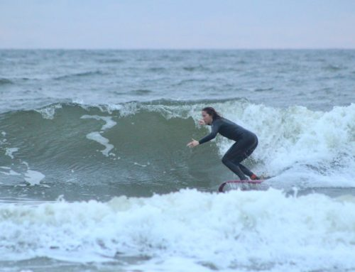 Jacksonville FL Surf Report #1 Sunday January 24th