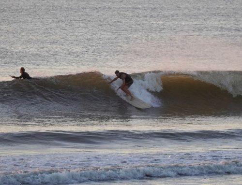 Surf Report #1 Sunday September 26th Jacksonville Fl